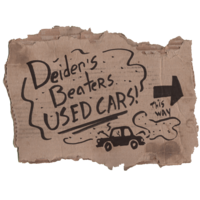 Deider's Beaters Used Cars