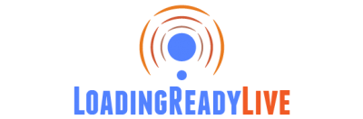 LoadingReadyLive logo